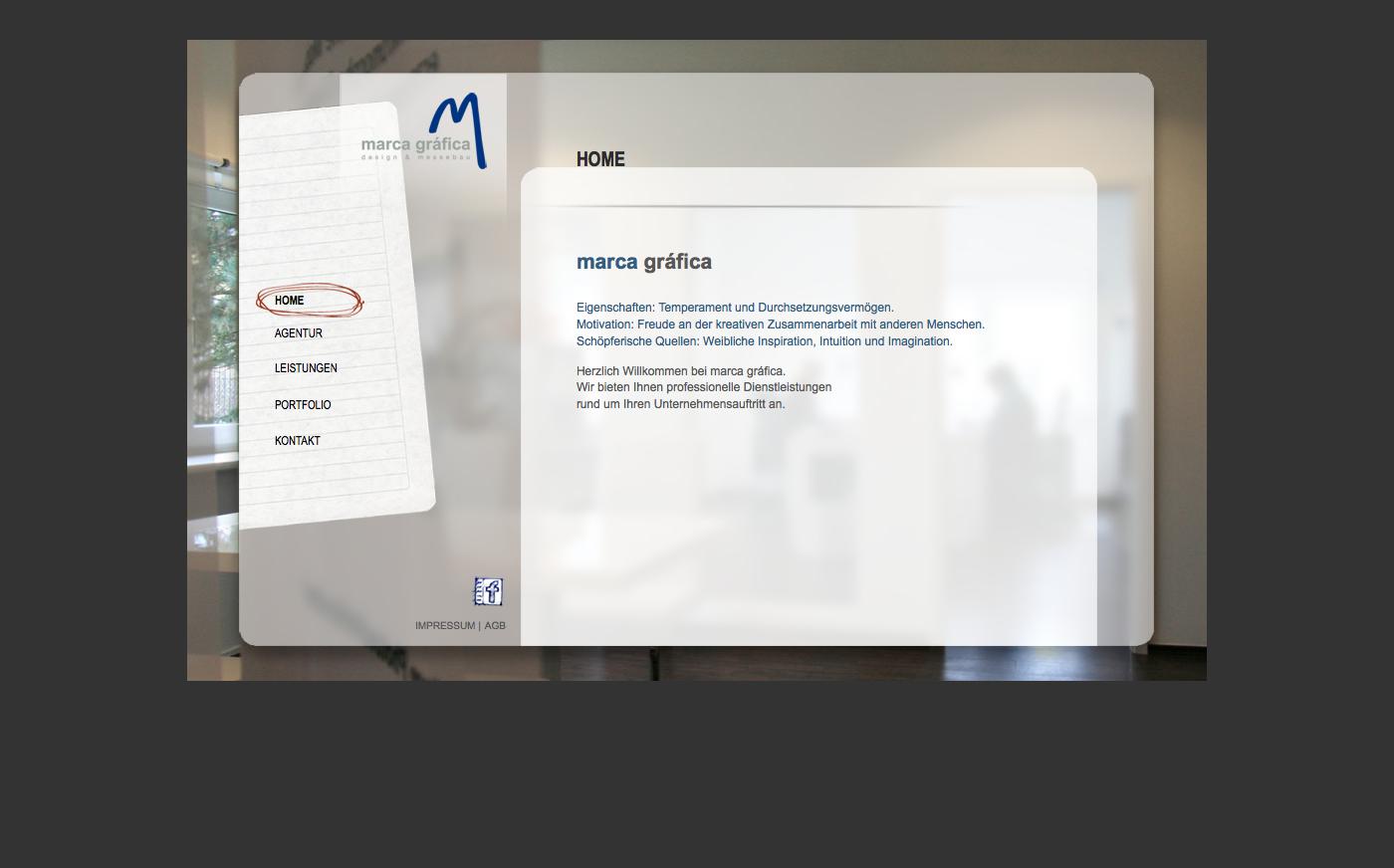 Relaunch marcagrafica.com