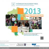 Thüringer Engagement-Preis 2013